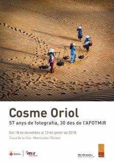 Imatge cartell Cosme Oriol