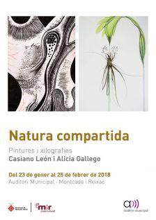 Exposició. Natura compartida