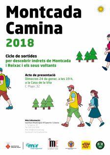 Presentació Montcada Camina 2018