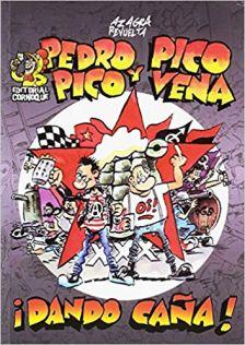 Presentació del llibre 'Pedro Pico y Pico Vena ¡Dando caña!'