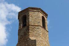 Campanar de l'església de Reixac