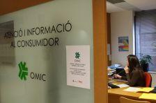 L'Omic està situada a la planta baixa de l'edifici de l'Ajuntament