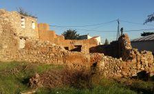 Restes de la masia de Can Sans, a Terra Nostra