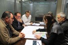 Projecte d'urbanització Vallençana Baixa