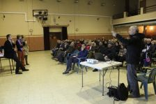 Presentació del projecte de remodelació de l'estació Montcada-Ripollet