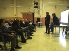 Reunió informativa remodelació estació Montcada-Ripollet