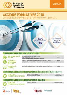 Accions Formatives (octubre-novembre 2018)