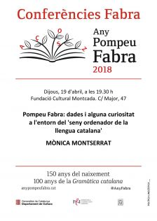 Pompeu Fabra: dades i alguna curiositat a l'entorn del 'seny ordenador de la llengua catalana'