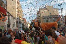 Inauguració de la Festa Major