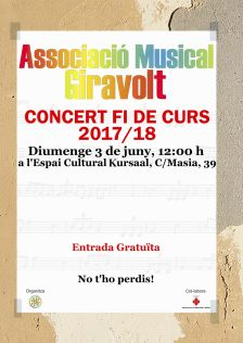 Concert fi de curs