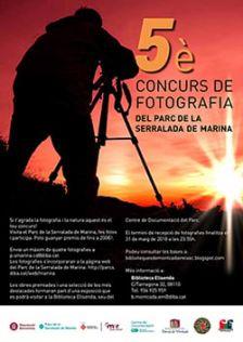Concurs fotogràfic Serralada de Marina