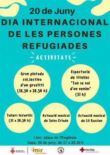 Dia Internacional de les Persones Refugiades