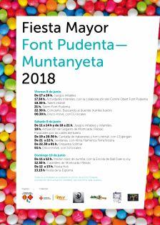 Festa Major Font Pudenta-Muntanyeta