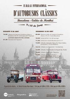 IX Ral·li Internacional d'Autobusos Clàssics