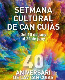 Setmana cultural de Can Cuiàs