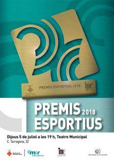 Premis Esportius 2018