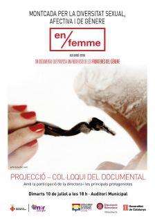 Projecció documental i col·loqui