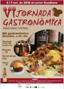 VI Jornada Gastronòmica