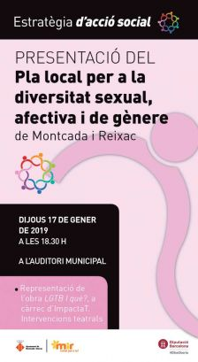 Pla local de diversitat sexual i afectiva
