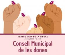 Consell Municipal de les Dones