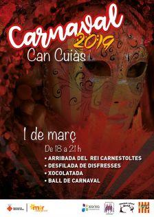 Carnaval a Can Cuiàs