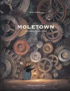 Portada de la novel·la 'Moletown'