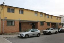 Obres a les antigues escoles de Mas Rampinyo