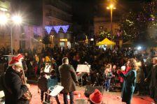 Festa per donar la benvinguda al Nadal
