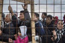 Imatge de l'exposició 'Els murs d'Europa'