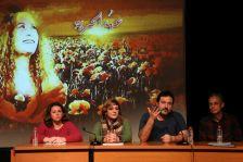 D'esquerra a dreta; Mónica Martínez, Laura Campos, Manu Pineda i Laurent Cohen