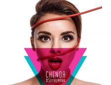 Imatge promocional de la gira de Chenoa 'Soy humana'