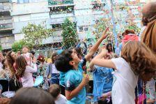 Festa infantil durant la Festa Major 2018