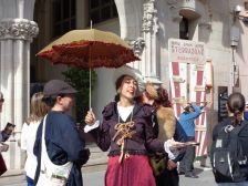 Montcada i Reixac participa de forma regular a la Fira Modernista de Terrassa