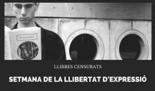 Imatge promocional de la Setmana de la Llibertat d'Expressió