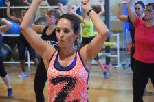 Els equipaments esportius col·laboren un any més en el Dia d'Acció per la Salut de les Dones