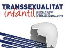 Xerrada sobre transsexualitat infantil a càrrec de Chrysallis Catalunya