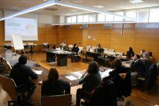 Reunió de tècnics d'Ajuntaments del Vallès Occidental