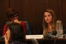 La regidora Mar Sempere presenta al Ple el pla de drogues i pantalles