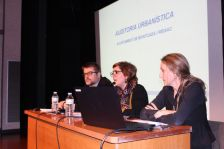 Presentació de l'auditoria urbanística