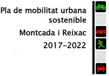 Pla de Mobilitat Urbana Sostenible - PMUS