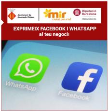 exprimeix facebook i whatsaap