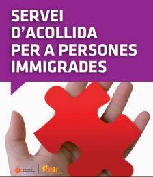 Servei d'acollida a persones immigrades